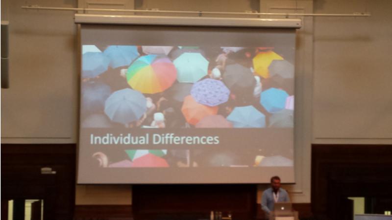 Mike Barlet's keynote