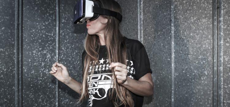 User Testing for Virtual Reality (VR) Headsets